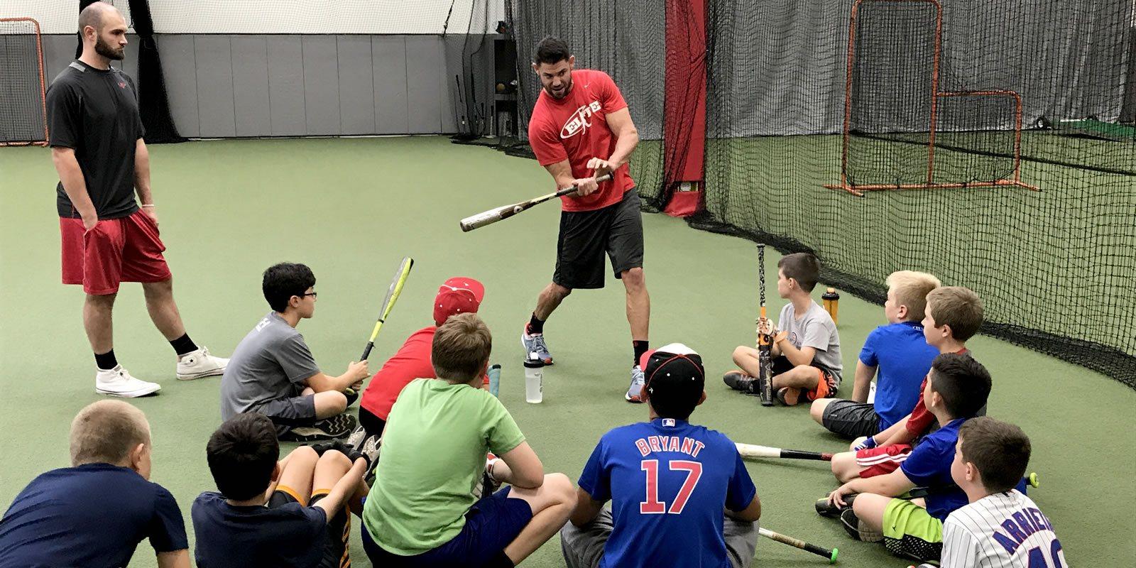 Chicago Youth Baseball Training & Instruction | Elite
