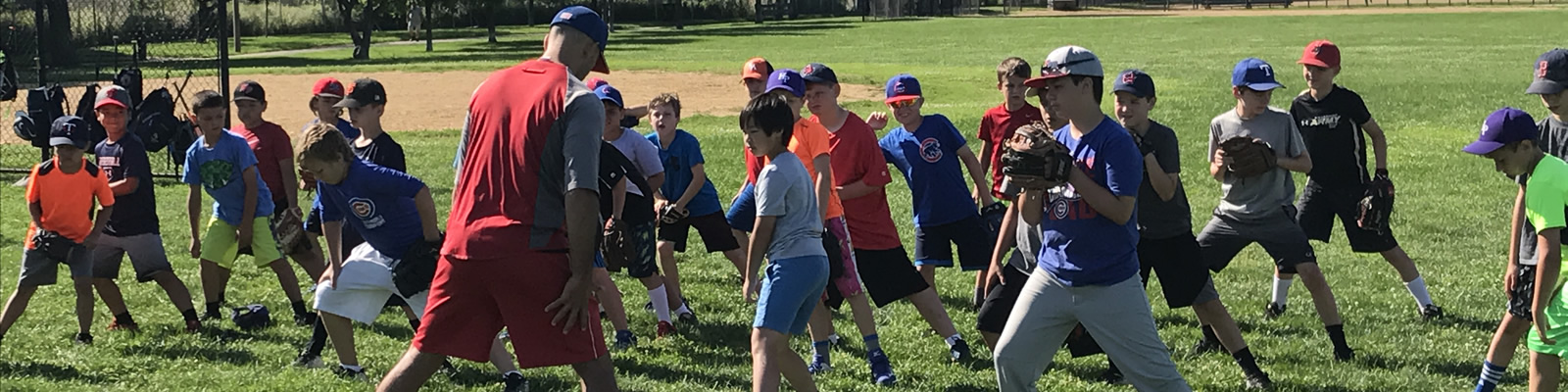 7-12 Year Old Camps « Chicago Youth Baseball Training